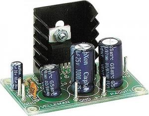 7W Amplifier TDA2003 Kit