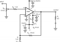 68W Power Amplifier Circuit LM3886