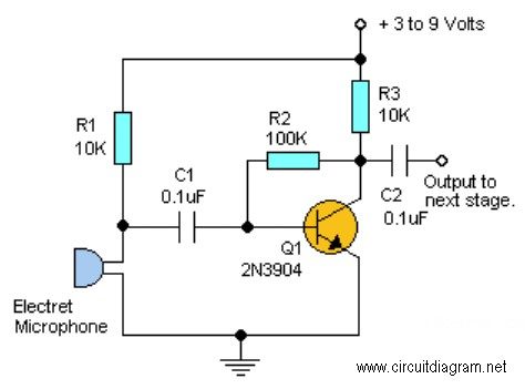 Simple Audio  lifier Circuits moreover 6cl6schematic besides 555 Circuit For Timer as well How To Connect A LM741 Op   Chip To A Circuit further Index2. on rf power amplifier schematic