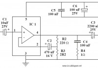 6 10w audio amplifier with ic tda2002 circuit schematic6 10w Audio Amplifier With Ic Tda2002 Circuit Diagram #2