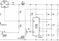 Lithium Battery Charger Circuit