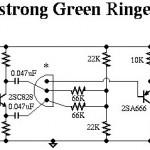 Dan Armstrong Green Ringer Guitar Effect