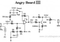 Angry Beard III Electric Guitar Effect Circuit Electronic