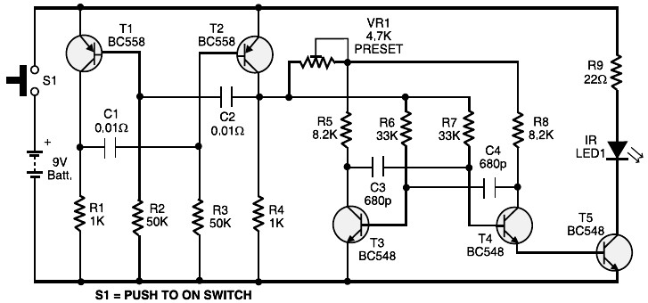toy car remote control circuit schematic. Black Bedroom Furniture Sets. Home Design Ideas