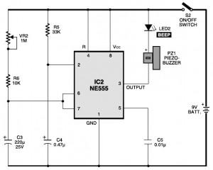 simple electronic muscular stimulator circuit schematic rh circuitscheme com