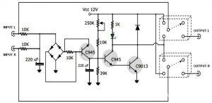 Active Speaker Protector Circuit Design