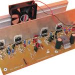 300W RMS Stereo Power Amplifier based IC TDA7294